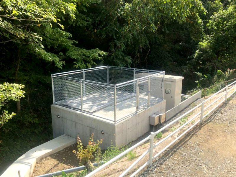 戸ノ口堰小水力発電所